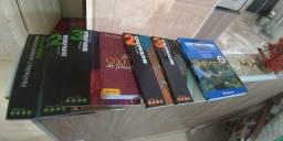 Livros Escolares Novos SESI