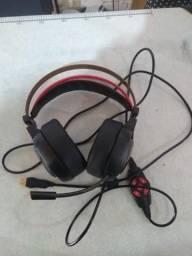 Vendo headset novo numca usado