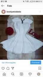 Vestido bonequinha