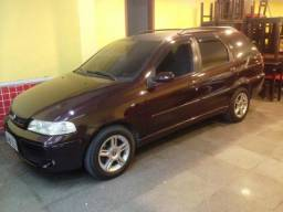 Fiat Palio Weekend 1.6 Kit Gás - 2002