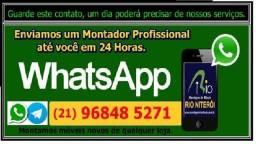 Montadores de móveis Profissionais para você que comprou pela Internet - Whatsap
