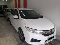 Honda City EXL Top + Gnv troco e financio aceito carro ou moto maior ou menor vcalor