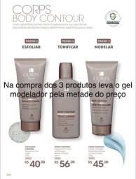 Produtos para tratamento de pele marca Hinode