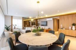 Apartamento com 3 dormitórios à venda, 148 m² por R$ 947.000,00 - Setor Marista - Goiânia/