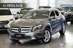Mercedes GLA 200 ADVANCE 1.6 T 156HP 4P