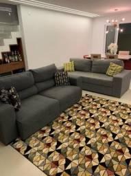 Casa com 3 dormitórios para alugar, 136 m² por R$ 4.800,00/mês - Parque Xangrilá - Campina