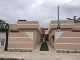Casa com 2 Quartos Sendo 1 Suíte, 65 m² por R$ 280.000 - Jardim Mariléa - Rio das Ostras/R
