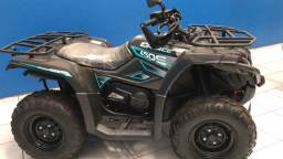 Quadriciclo cforce 450s 4x4