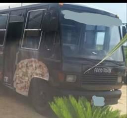Micro onibus 608 1986 - 1986