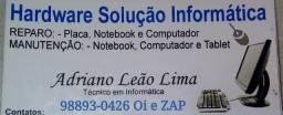 Reparo conserto placas notebook e pc reparo fonte atx