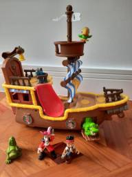 Barco Jake e os Piratas
