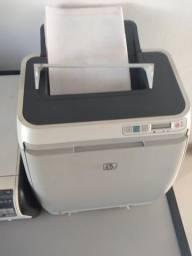 Impressora HP funcionando !!