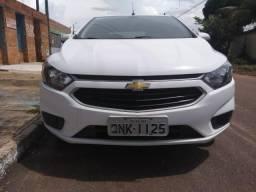 Gm Chevrolet Prisma SED 1.4 branco em ótimo estado de conservação - 2017