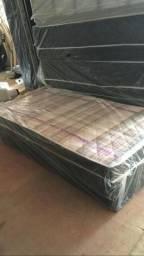 Título do anúncio: PROMOÇAO 235,00 cama box solteiro 5 cm - NOVA