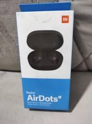 N*O*V*I*D*A*D*E! Redmi Air Dots S da Xiaomi. Novo Lacrado com Garantia e Entrega hj