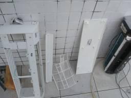 Higienização e manutenção de ar condicionado split