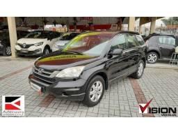 2. Honda CR-V LX 2010 2.0 Automática - Aprovação Facilitada