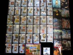 DVDs e Livros Arte
