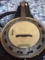 Vendo Banjo Rozini Semi-Novo