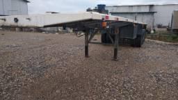 Carreta caminhão reboque container