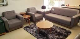 Jogo de sofá Montana - 3 peças