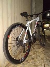 Bike aro 29 com nota 2 meses de uso