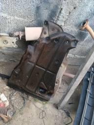 Protetor do cárter da Mercedes Classe A no valor r$ 200