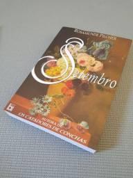 Livro Setembro de Rosamunde Pilcher