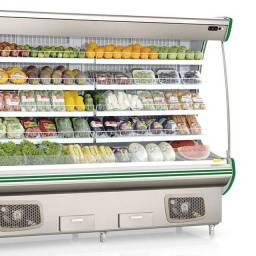 Geladeira freezer expositor Gelopar