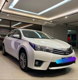Corolla xei 2.0 flex at 14-15