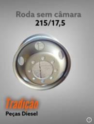 Roda sem câmara caminhão volks/Ford 235/17,5 original