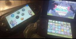TROCO PS VITA E 3DS XL
