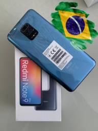 PRODÍGIO! Redmi Note 9 Pro 128 GB  Xiaomi.. Novo Lacrado com Garantia e Entrega hj