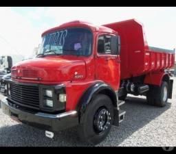 Caminhão 1313 caçamba