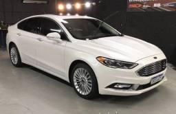 Fusion Titanium 2018 AWD com 22 mil Kms