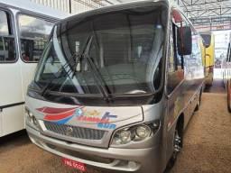 Micro Ônibus Rodoviário/Tur, VW 9150, 2006, Comil Piá, 27 recl. c/ar p/68 mil