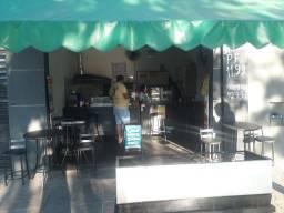 restaurante e lanchonete  montada e funcionando