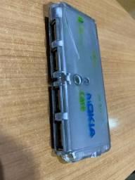 Hub 4 Portas USB 2.0 - Nokia Original - Usado