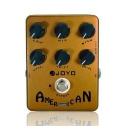 Título do anúncio: Pedal De Guitarra Joyo American Sound - Somente Venda