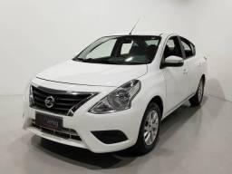 Título do anúncio: Nissan Versa SV 1.6 CVT Xtronic Flex