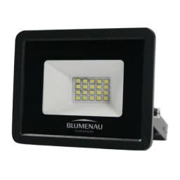 Título do anúncio: Refletor LED 20W Bivolt 6500K Branco Frio - Blumenau
