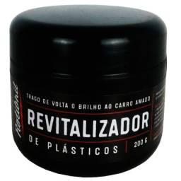 Revitalizador de Plásticos Automotivo Rotibril 200 gramas
