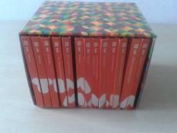 Título do anúncio: Tim maia box 13 cds coleção abril