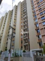 Apartamento com 3 quartos para alugar, 84 m² por R$ 1.000/mês - Centro - Juiz de Fora/MG