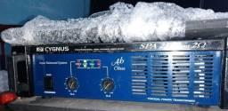Título do anúncio: Amplificador de potencia Signus SPA 2500