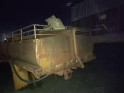 Vendo tanque de 15 Mil litros com bomba