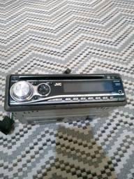 Rádio JVC antigo