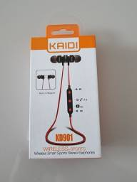 Título do anúncio: Fone Bluetooth Kaidi KD901