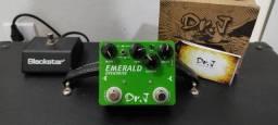 Emerald Overdrive Tube Screamer - DR.J