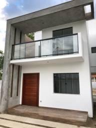 Casa duplex nova São Pedro